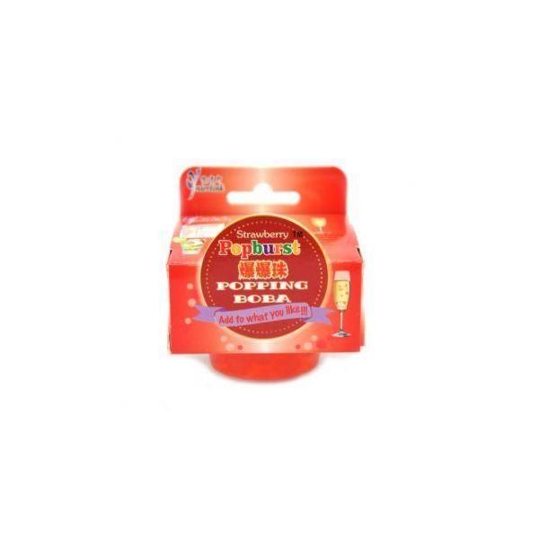 一直旺爆爆珠(杯)- 草莓味 130g