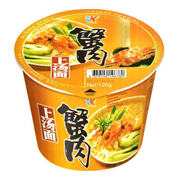 Kailo 家乐蟹肉上汤面 (桶) 120g
