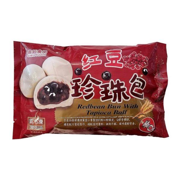 晶鈺红豆珍珠包 360g