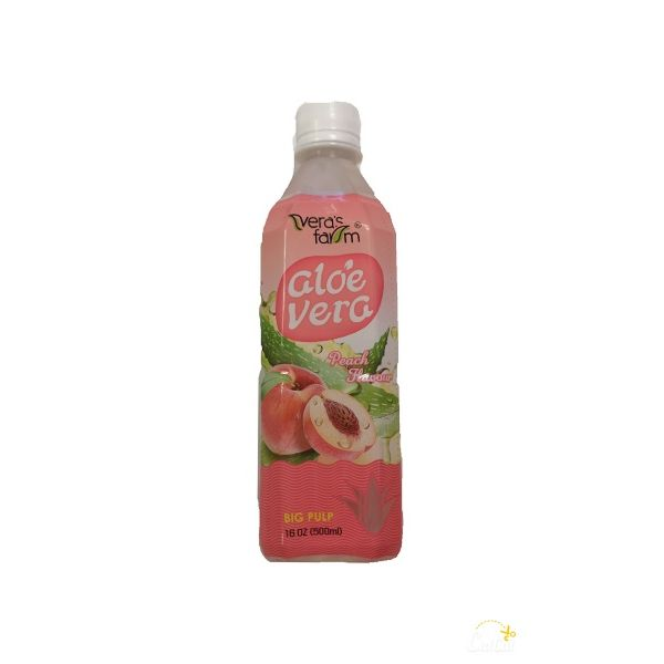 VF Aloe Vera-Peach 500ml