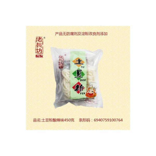 LCF Potato Noodle SoySauce Flav 450g