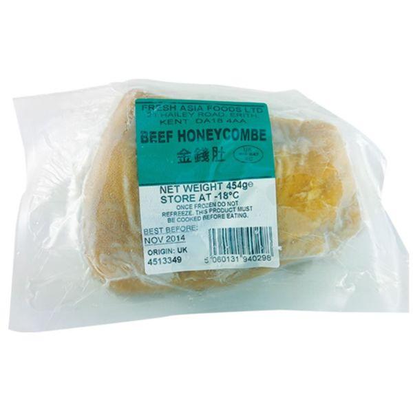Beef Honeycomb/Tripe