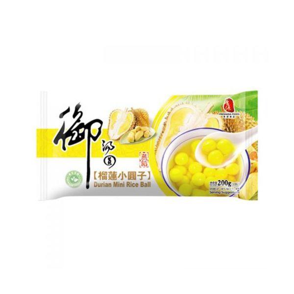 Fresh Asia Mini Durian Rice Ball