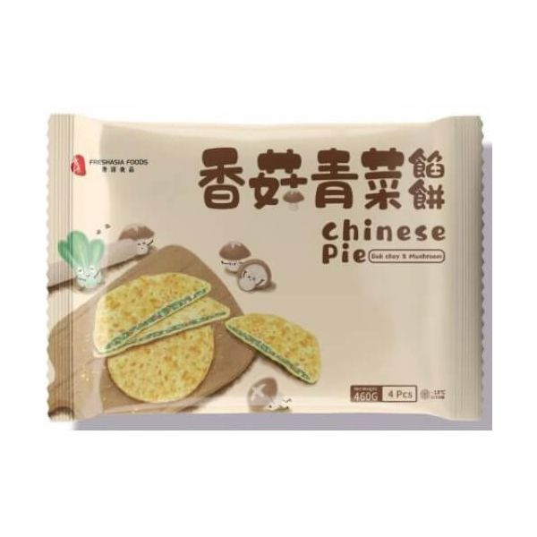 香源 香菇青菜味馅饼 460g