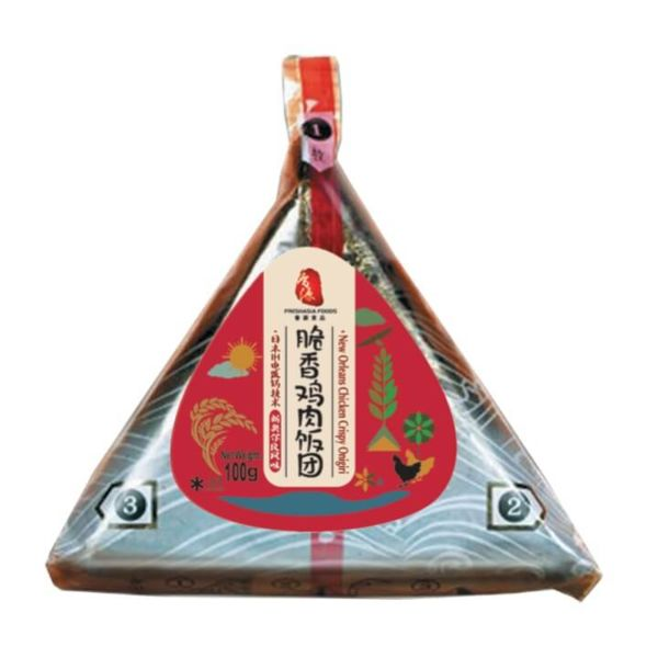 香源脆香鸡肉饭团 100g