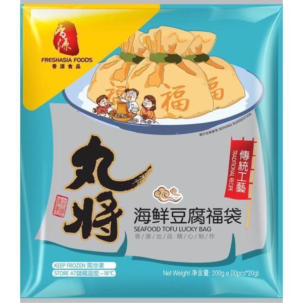 丸将 海鲜豆腐福袋 200g