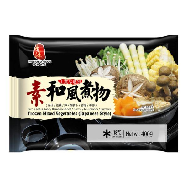 香源和风煮物 (日式混合蔬菜) 400g