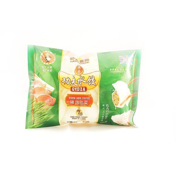 KUNGFU Pork & Chive Dumplings 410g