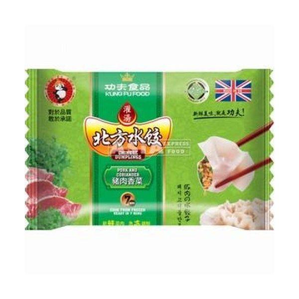 KUNGFU Pork & Coriander Dumpling 410g