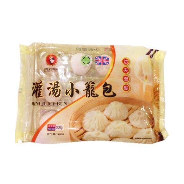 KUNGFU Frozen Pork Siu Loong Bun
