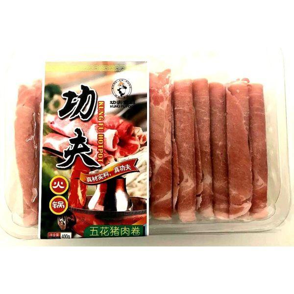KUNGFU Sliced Pork 400g