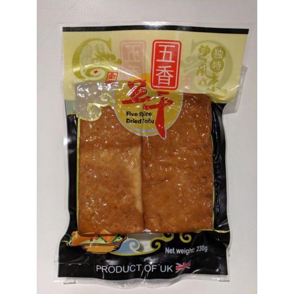 新鲜豆干 (五香) 230g