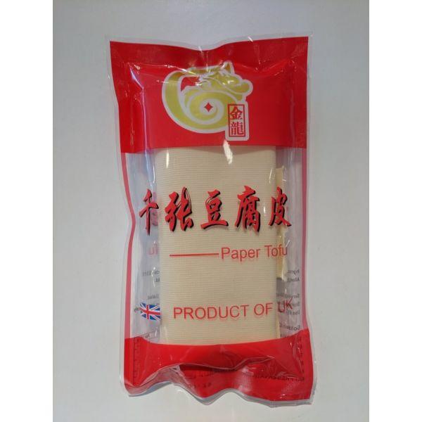 金龙新鲜豆腐皮 230g