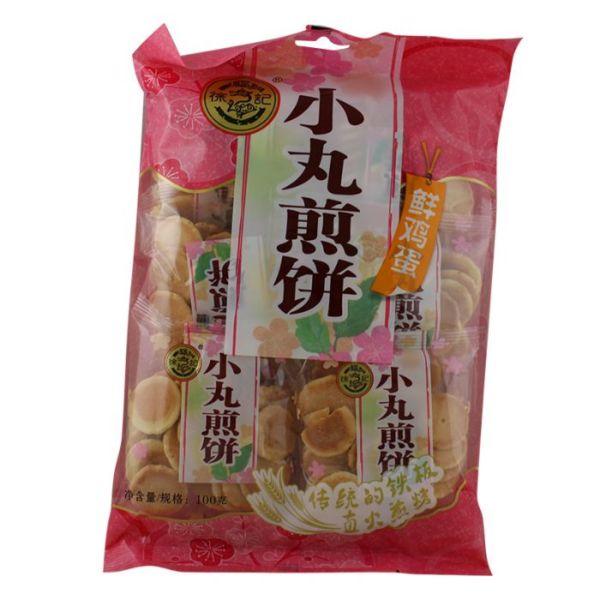 徐福记鸡蛋小丸煎饼 115g