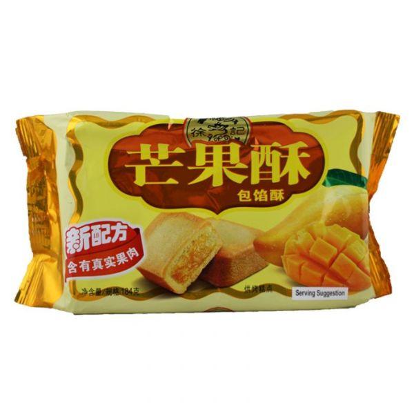 徐福记芒果酥 184g