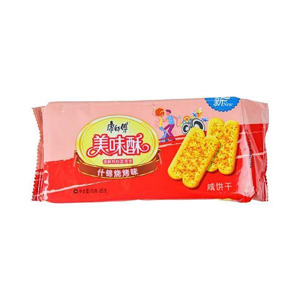 康师傅 美味酥 - 什锦烧烤味 70g