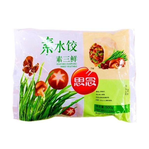 SYNEAR Veg.Dumpling(Mixed Vegetable) 500g