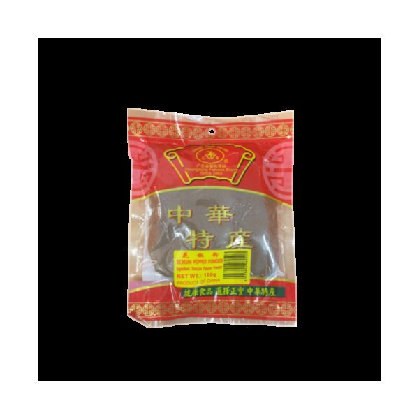 ZF Sichuan Peppercorn - Powder