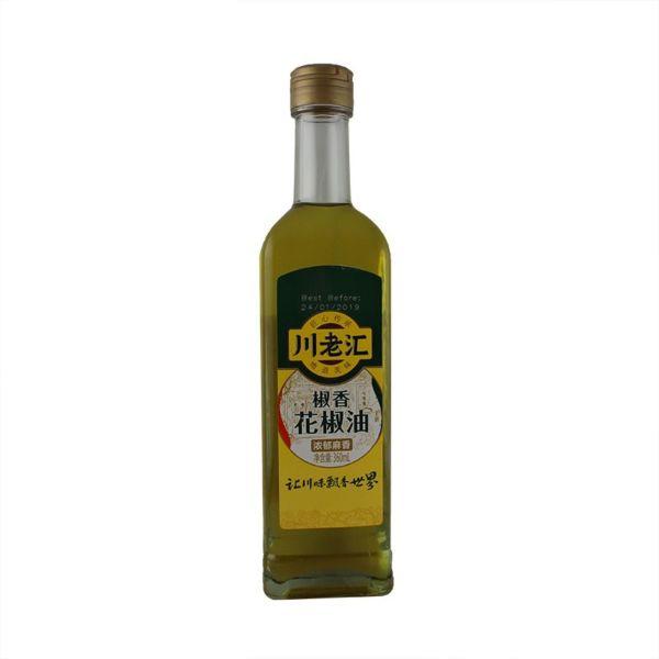 川老汇 花椒油 360ml