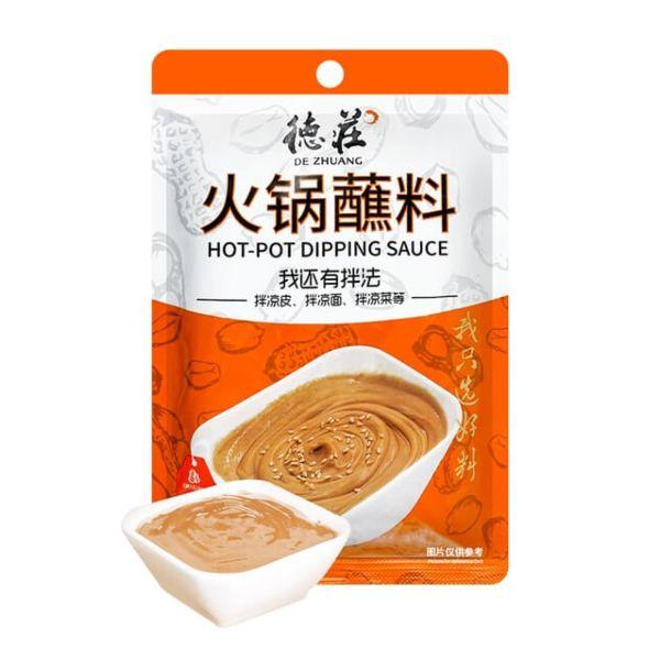 德庄火锅蘸料 原味 120g