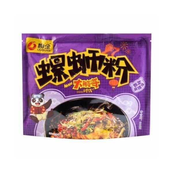 柳全大航海螺蛳粉 - 酸菜麻辣 335g