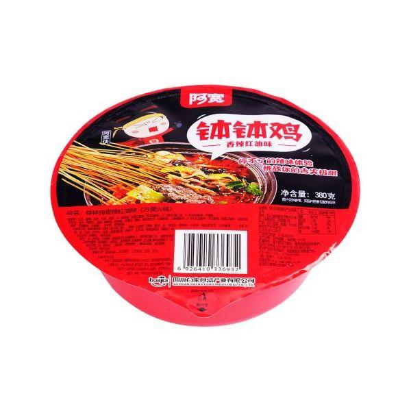 BJ Bo Bo Chili Oil Flavour Instant Cool Pot