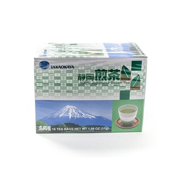Green tea (Sen Cha) 16 Tea bags