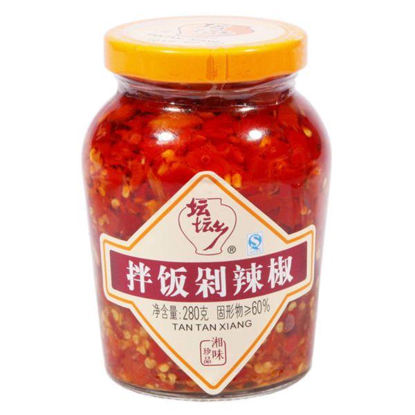 坛坛乡拌饭剁辣椒 280g