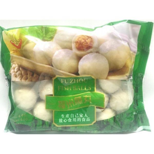 ZD Fu Zhou Fish Balls
