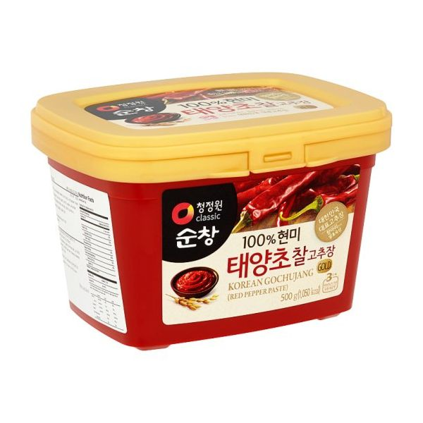 Chungjungone 韩式辣椒酱 500g