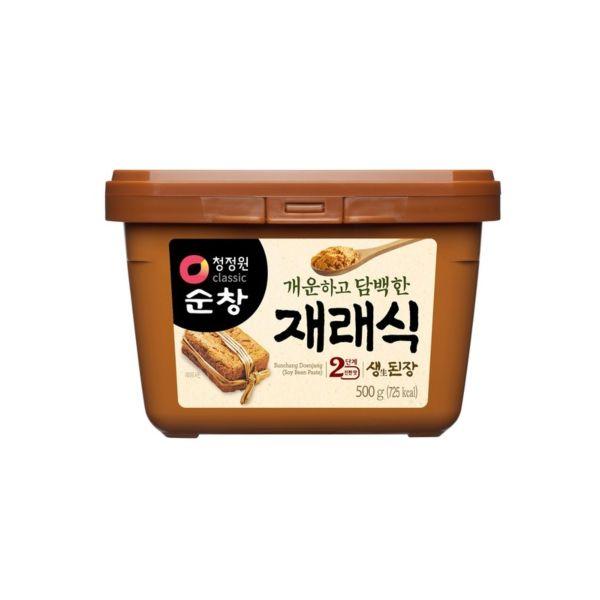 Chungjungone 韩式大豆酱 500g