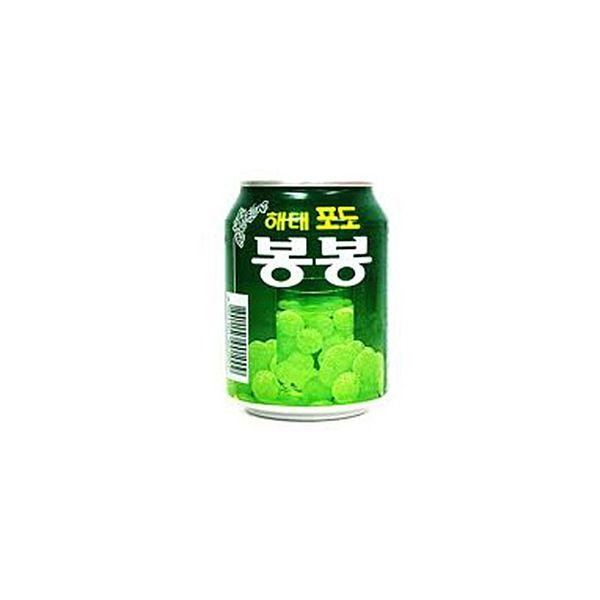 Haitai 白葡萄汁(带葡萄肉) 238ml