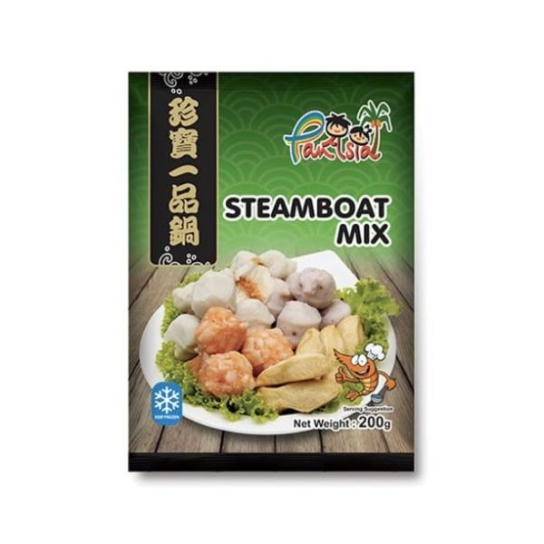 Pan Asia Steamboat Mix