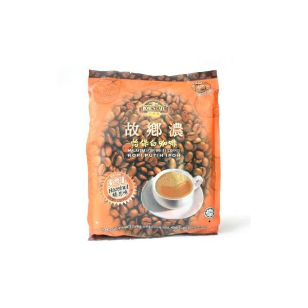 HC 3 in 1 Hazelnut White Coffee