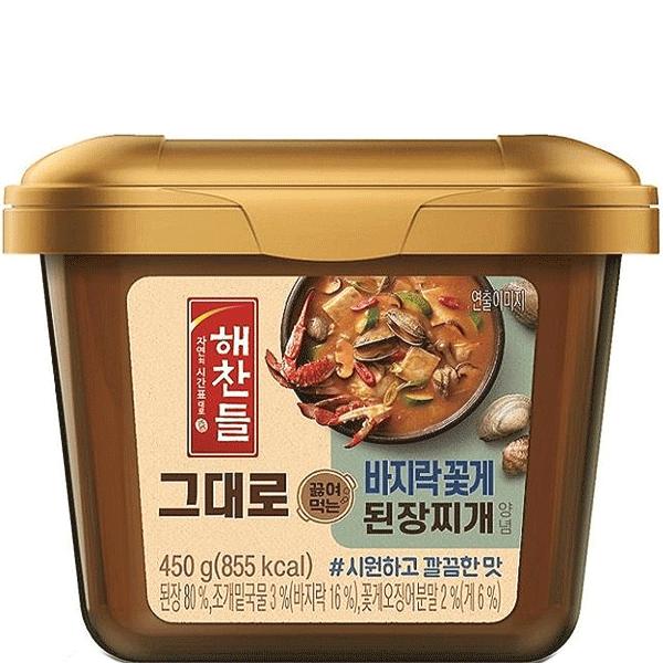 CJ 韩式大酱 (炖汤用) 450g