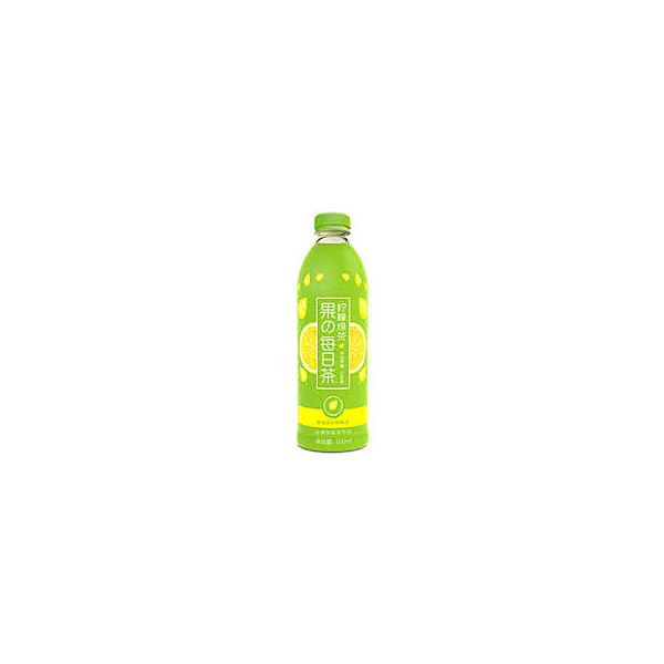 Sugar Free Lemon Green Tea 500ml