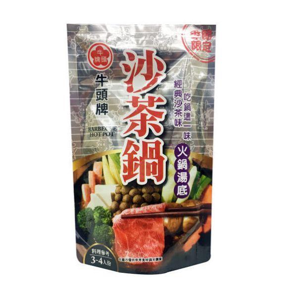 牛头牌 沙茶锅火锅汤底 85g