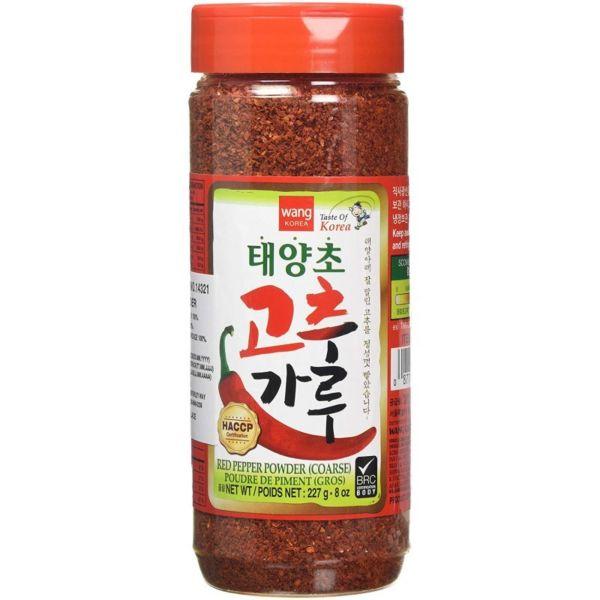 Wang Korea 韩国辣椒粉(粗粉) 227g