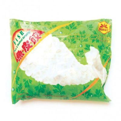 鸿字鱼皮饺 410g