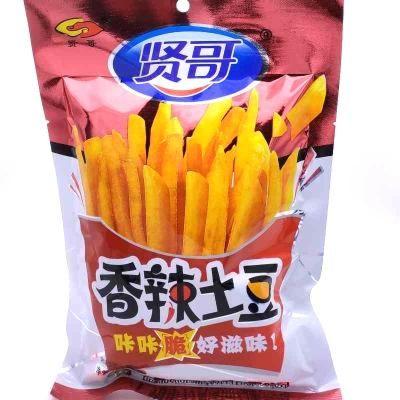 贤哥香辣土豆 90g