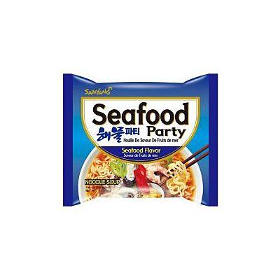 三养 海鲜派对拉面 125g