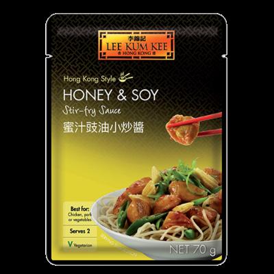 李锦记 蜜汁豉油小炒酱 70g