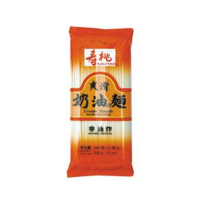寿桃牌爽滑奶油面 340g
