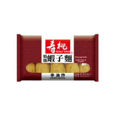 寿桃牌虾子面- 细 454g
