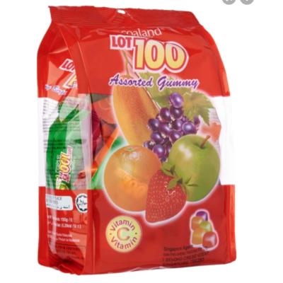 一百份 果汁軟糖 150g