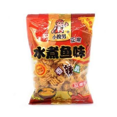 小俊男 香辣脆-水煮鱼味