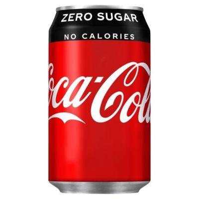 可口可乐 (无糖) 330ml