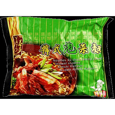 益多韩式泡菜面 120g