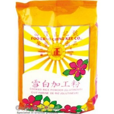 熟糯米粉450g