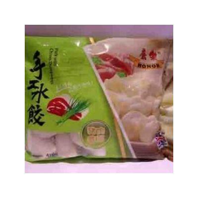 康乐猪肉饺子-韭菜